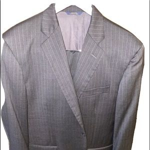 Brooks Brothers Estrato Tobagna Suit 44R 36W